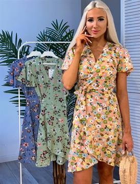 Платье, NEC (zp,цв.принт)