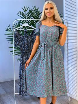 Платье, She's (резинка,миди)