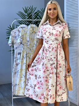 Платье, She`s 28 (принт)