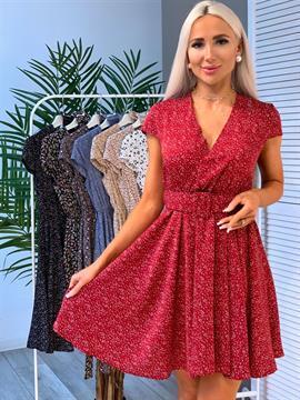 Платье, LNM 052 (цв.принт)
