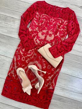Платье, MISS (кружево)
