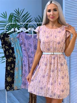 Платье, SA 1737 (шифон)