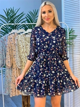 Платье, Balezzaa (V-вырез)