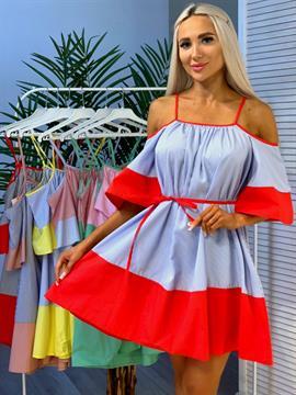 Платье, LX (полоска)