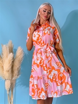 Платье, TD 07 (цв.принт)