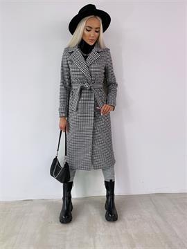 Пальто-халат, 013 (гус.лапка)