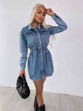 Джинсовое платье, CP 6296
