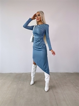 Платье, MH (сборка,разрез)