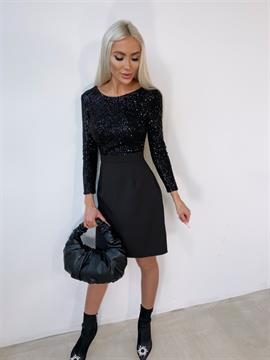 Платье, NR 058 (пайетки)