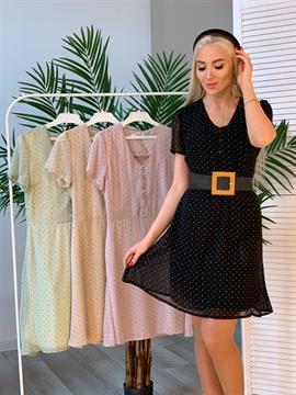 Платье, Sacura 2020 (горох)