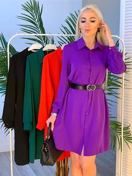 Платье-рубашка, FN 125